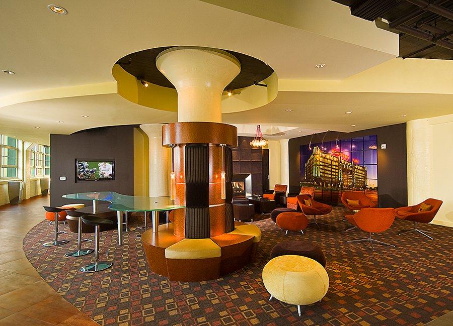 montgomery plaza lobby